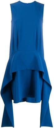 Victoria Victoria Beckham Draped Scarf Dress