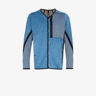 Byborre Blue EZ performance cardigan