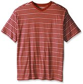 Lee Men's Big and Tall Extended Sizes Select Stripe Tee
