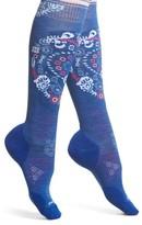 Smartwool Women's Phd Ski Light Elite Paisley Socks