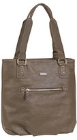 Tom Tailor Acc Women's RINA PU Shopper Gray Size:
