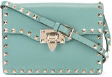 Valentino Garavani Valentino Rockstud shoulder bag - women - Calf Leather/metal - One Size