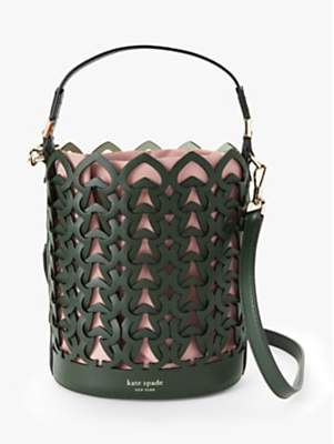 Kate Spade Dorie Leather Small Bucket Bag