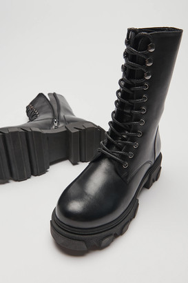Urban Outfitters Rae Lace-Up Boot