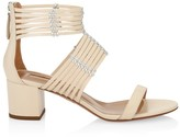 Aquazzura Ravello Leather Sandals