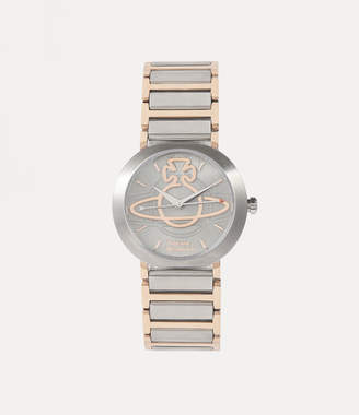 Vivienne Westwood Clerkenwell Watch Rose/Silver