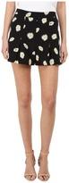 Kate Spade Daisy Dot Silk Shorts Women's Shorts