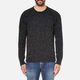 Universal Works Loose Fisherman Jumper Charcoal