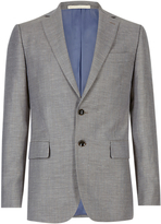 Collezione Wool Rich 2 Button Jacket With Linen