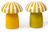 Jonathan Adler Salt and Pepper Shakers, Shroom