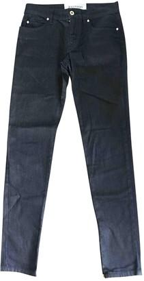 Valentino Blue Cotton - elasthane Jeans