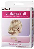 Scunci Tools Blonde Vintage Roll