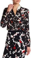 HUGO BOSS Bamia Silk Shirt