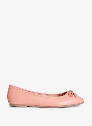 Dorothy Perkins Womens Coral 'Peach' Pumps, Coral