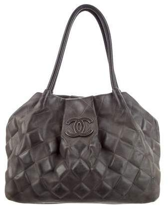7e6ee549312 Chanel Gray Tote Bags - ShopStyle