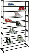 Sunbeam 50-Pair Shoe Rack