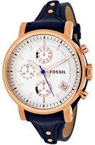 Fossil Original Boyfriend Collection ES3838 Women's Stainless Steel Analog Watch