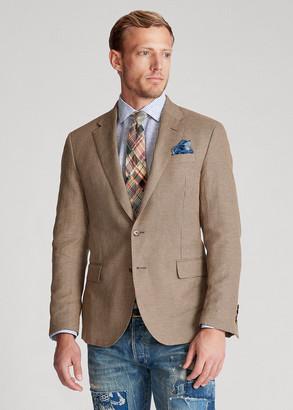 Ralph Lauren Polo Houndstooth Suit Jacket