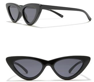 Cat Eye The Last Lolita 50mm Sunglasses