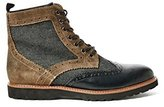 GUESS Frederick Brogue Boots