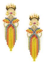 Elizabeth Cole Mirabelle Earrings