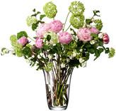 LSA International Flower Open Bouquet Vase