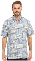 Tommy Bahama Geo-Tastic Camp Shirt