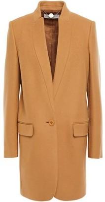 Stella McCartney Wool-blend Felt Coat