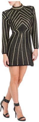Alberta Ferretti Shadow Mini Dress