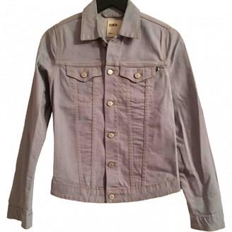 Edwin Blue Denim - Jeans Jacket for Women