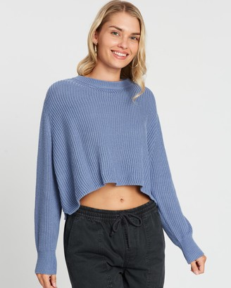 Cotton On Archy Cropped 2 Pullover