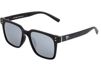 Sixty One Sunglasses Sixty One Men's Polarized Wayfarer Sunglasses -Capri