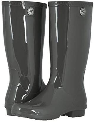 UGG Shaye (Charcoal) Women's Rain Boots