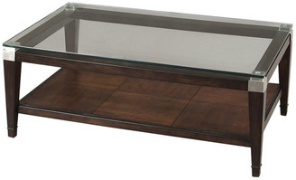 Bassett Mirror Dunhill Rectangle Cocktail Table