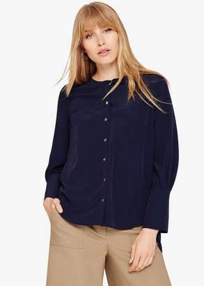 Phase Eight Jessy Neck Detail Blouse