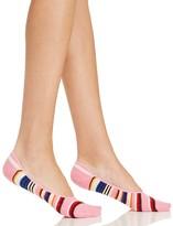 Kate Spade Berber Stripe Liner Socks