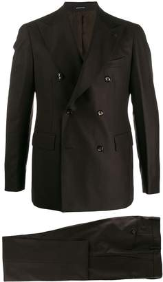 Tagliatore double-breasted formal suit