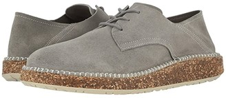 Birkenstock Gary (Sand Suede) Men's Lace up casual Shoes