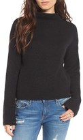 BP Fuzzy Funnel Neck Sweater