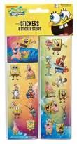 SpongeBob Squarepants Square Pants Sticker Strips