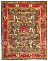 "Solo Rugs Morris Collection Oriental Rug, 7'10"" x 10'1"""