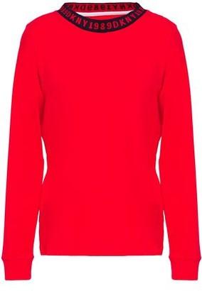 DKNY Cotton-blend Jersey Pajama Top