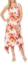 Rafaella Floral Sleeveless Dress