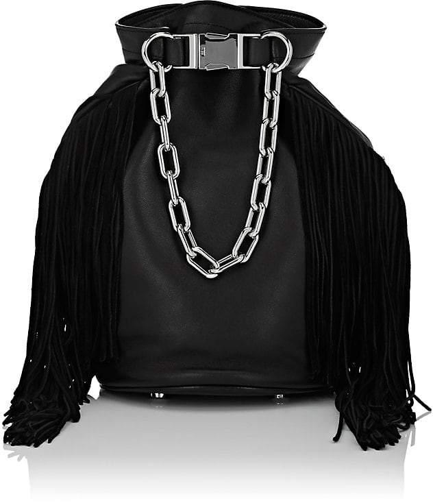 Alexander Wang Women's Attica Leather Bucket Bag