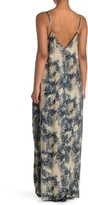 Thumbnail for your product : Love Stitch Printed Coccoon Maxi Dress