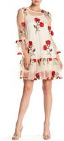 Gracia Rose Mesh Sheer Dress