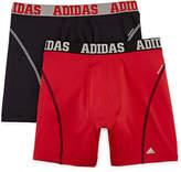 adidas 2-pk. climacool Boxer Briefs