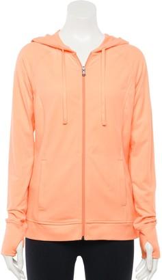 Tek Gear Women's Essential Hooded Jacket