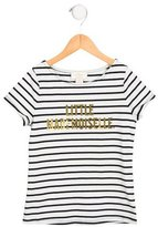 Kate Spade Girls' Printed Striped Top w/ Tags