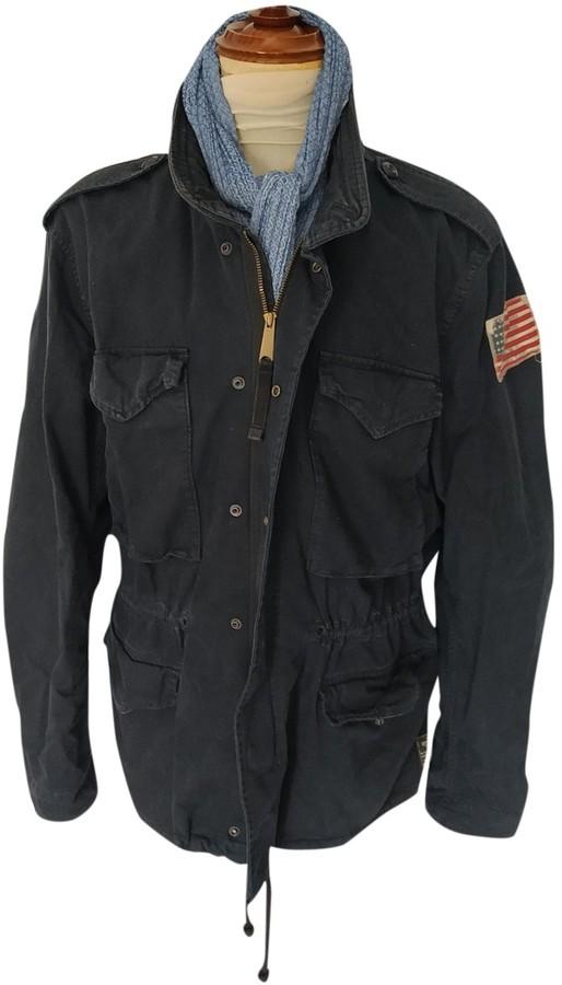 Denim & Supply Ralph Lauren Blue Cotton Coats